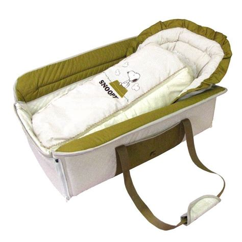 baby bassinet for bed snoopy peanuts baby bassinet foldable bed portable nap