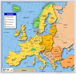 Map Of Europe Mountains by Europe Mountain Map Galleryhip Com The Hippest Galleries