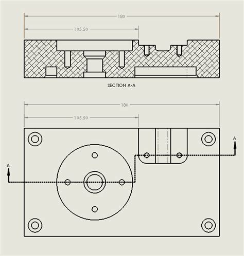 offset section creating offset section views in solidworks drawings