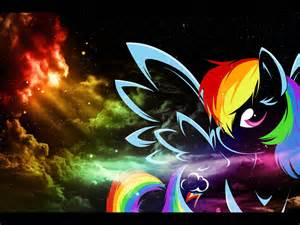 cool my rainbow dash wallpaper my little pony friendship is
