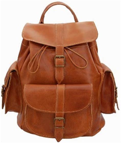 Ransel Kulit Bagpack Pria Dan Wanita Import Murah 1 jual dompet tas kulit asli murah