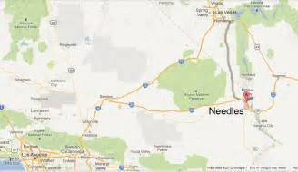 needles california map dalmdad s photo and travel outragous gas prices in