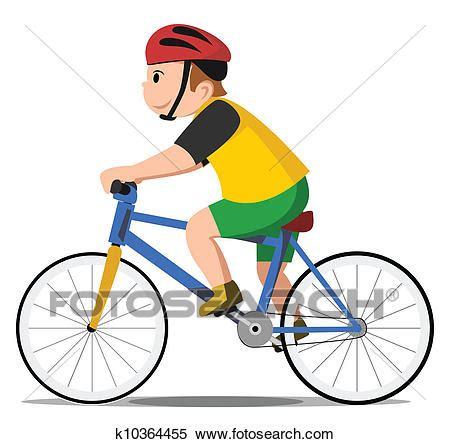 bicicletta clipart clipart bicicletta capretto k10364455 cerca clipart