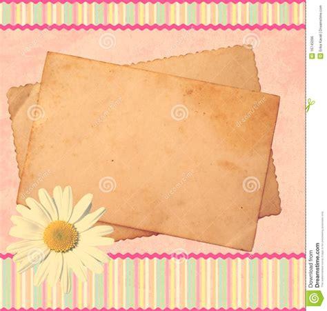 scrapbook template scrapbook template royalty free stock image image 16745096