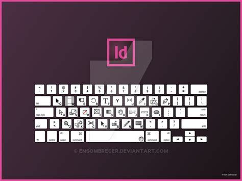 5 keyboard shortcuts indesign keyboard shortcuts qwerty by ensombrecer on