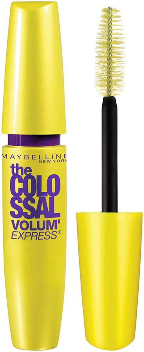Maybelline Volum Express Washable Mascara Expert Review by Maybelline New York Volum Express The