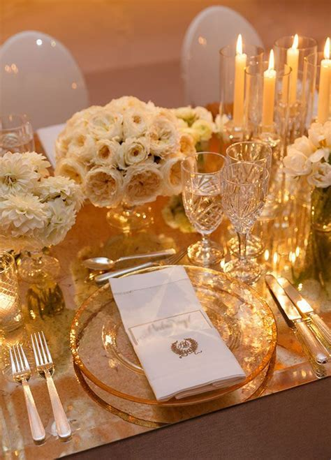 All Gold Everything For Weddings in 2015