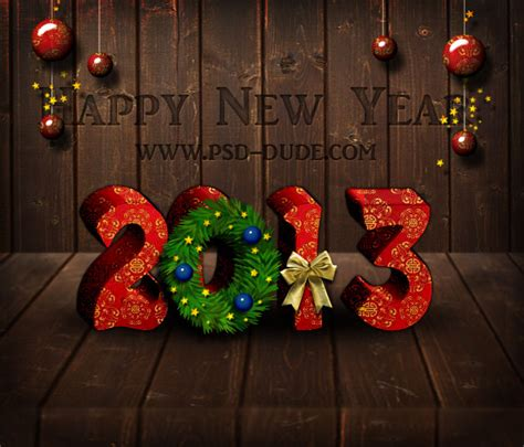 Tutorial Photoshop New Year | happy new year text effect photoshop tutorial photoshop
