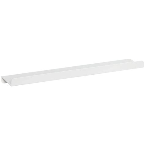 Ledge Shelf White simple ledge shelf by umbra 174 the container store