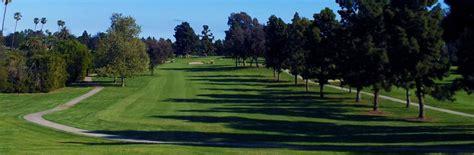 Long Beach Golf & Tee Times Recreation Park Golf Course 18