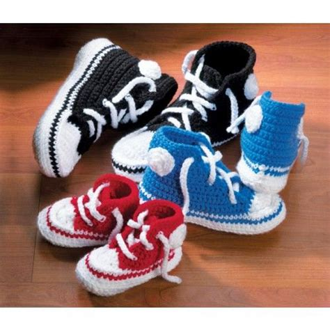 slippers that look like shoes running shoe slippers knit crochet crochet fashion