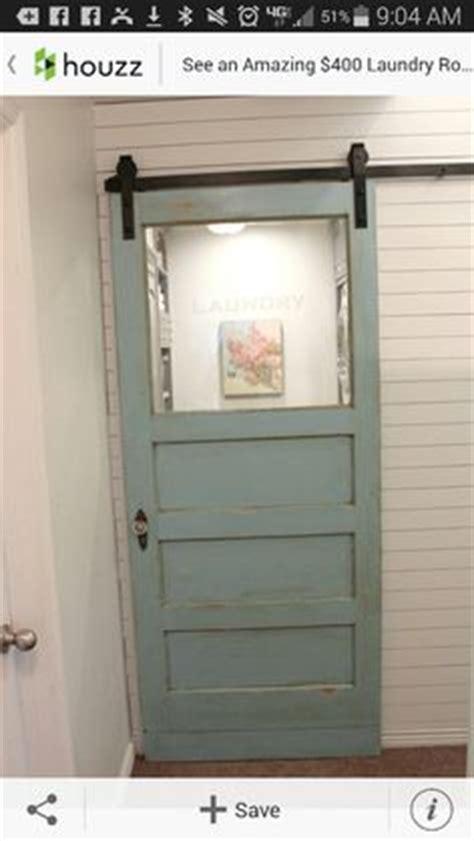 Exterior Utility Room Door Laundry Room Barn Door Barn Doors Laundry Rooms And Laundry
