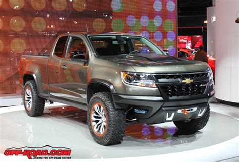 concept off road truck truck highlights from the north american international