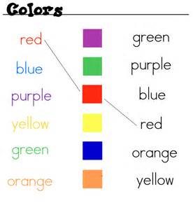 color en ingles 161 colors colores en ingl 233 s