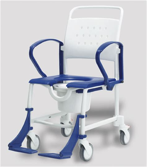 Commode Shower by Hire Algarve Mobility