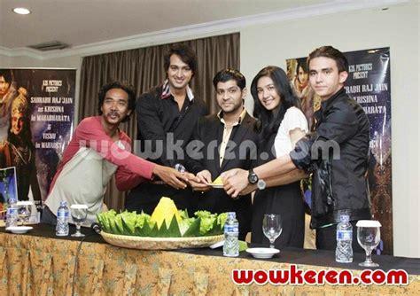download film indonesia check in bangkok foto press conference film check in bangkok foto 2 dari 11