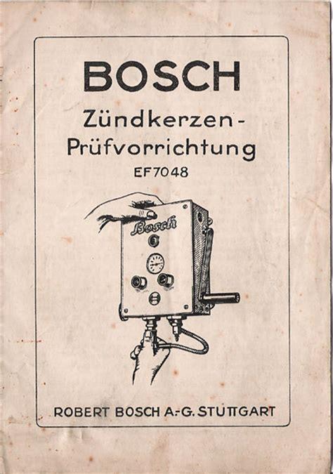 werkstatt unterlage chronik bosch autoservice bernhard chemnitz