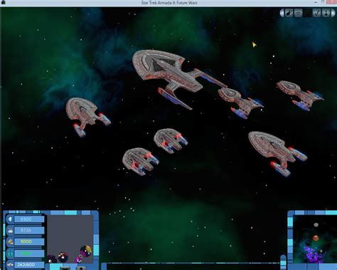 trek armada trek armada ii future wars completed mods
