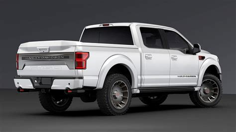 2019 Ford Harley Davidson by Chicago Auto Show 2019 Ford F150 Ve Vytuněn 233 M Duchu
