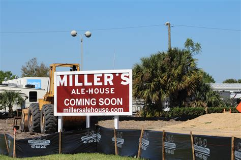 orange park ale house miller s ale house coming to winter garden west orange times observer west