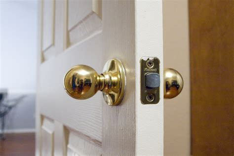painting door knobs without removing them how to refinish doorknobs homesteady
