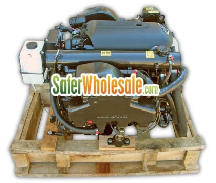 57l marine power sportpac mpi inboard engine package with 6 0l complete mpi marine engine inboard package