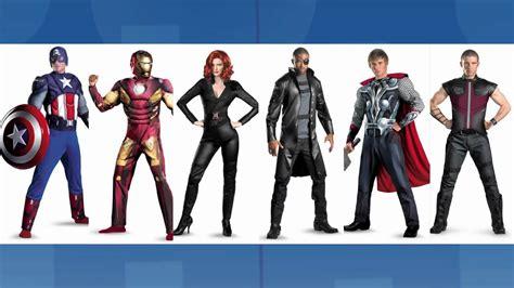 3d Avenger the 3d glasses costumes revealed