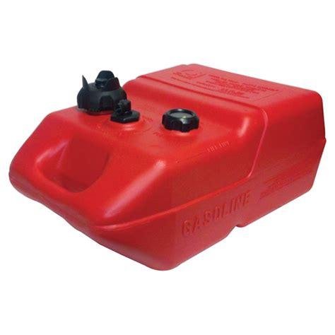 boat gas tank capacity moeller 174 ultra 6 gallon gas tank 196861 fuel tanks at