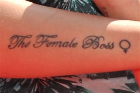 tulisa arm tattoo x factor tulisa contostavlos 5 tattoos meanings steal her style