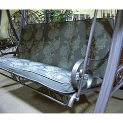 Patio Swing Replacement Cushions by Kmart Martha Stewart Amelia Island Swing Replacement
