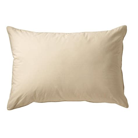 hypo allergenic pillow remedy cumulus microbead pillow 64 879063 the home depot