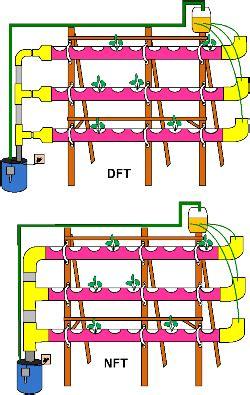Pipa Hidroponik Tanpa Pompa cara membuat rak hidroponik pipa sistem dft nft modifikasi