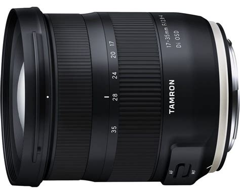 affordable wide angle lens for canon frame tamron 17 35mm f 2 8 4 di osd compact and affordable