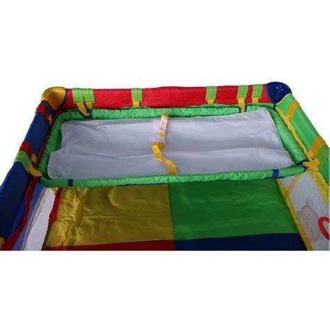 cuna parque infantil lettino da viaggio e box quadrato doppio gemello 2 in 1