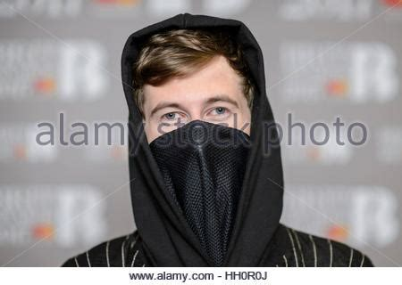 alan walker in the brit awards 2017 nominations launch alan walker attending the brit awards nominations launch
