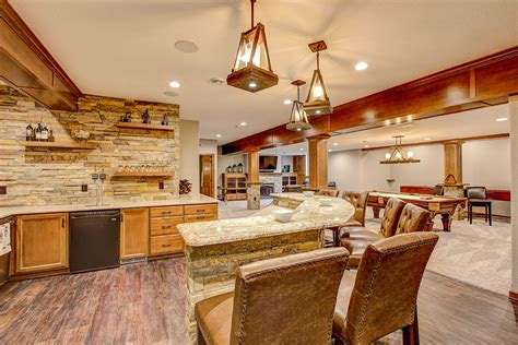 design home remodeling corp mukwonago remodeling corporation 2017 basements photo