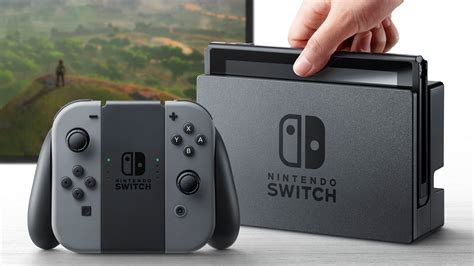 nintendo console nintendo announces nvidia powered switch hybrid