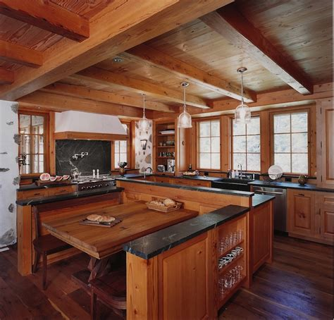 mountain home kitchen design mountain living kitchen home interior design