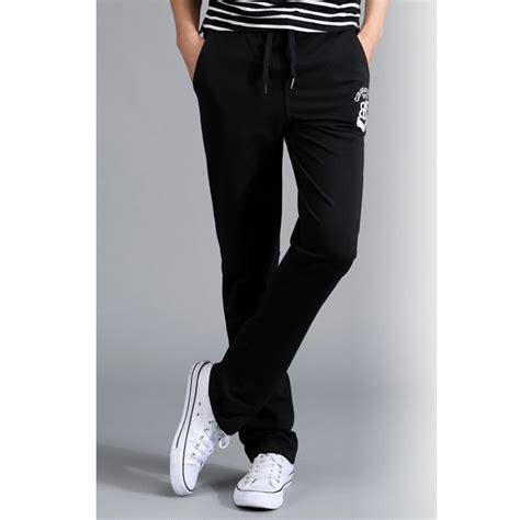 Xl Harem Cotton Strecth Celana Harem Pant Katun Olahraga Katun Kasual Pria Kurus Celana Harem Celana