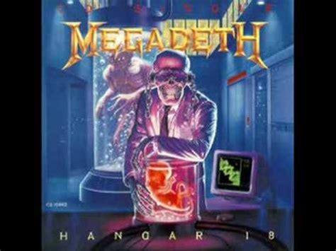 Hangar 18 Megadeth by Megadeth Hangar 18 Aor Edit