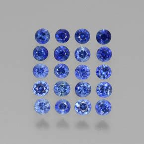 Blue Saphire 7 7ct 1 7ct blue sapphire gems from madagascar