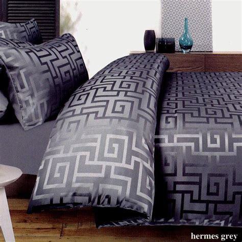 Quilt Cover Sets Ebay by Key Charcoal Grey King Jacquard Quilt