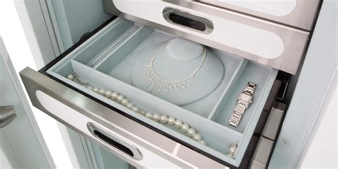 Custom Jewelry Drawer Inserts by Custom Drawer Inserts Brown Safe Manufacturing Inc
