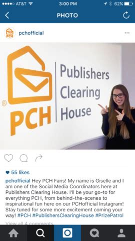 Pch Instagram - welcome to the brand new pch official instagram page pch blog