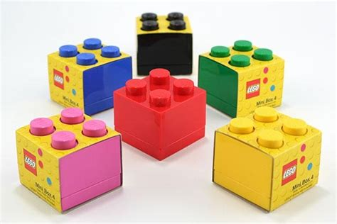 Lego Brick Storage Containers - lego mini storage box gadgetsin