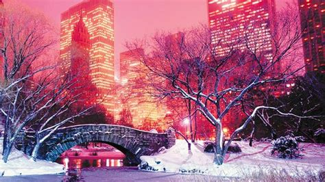 christmas in central park back drops for santa pics dreaming of a white travel travel news and deals herald sun