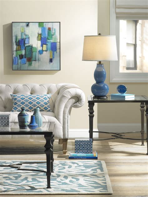 ways to decorate a living room a colorful living room decorating idea one room three ways huffpost