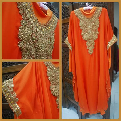 Dress Manik Manik rainbownista kaftan manik dress sold out