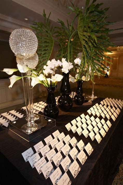 25  best ideas about Place card table on Pinterest   Fun