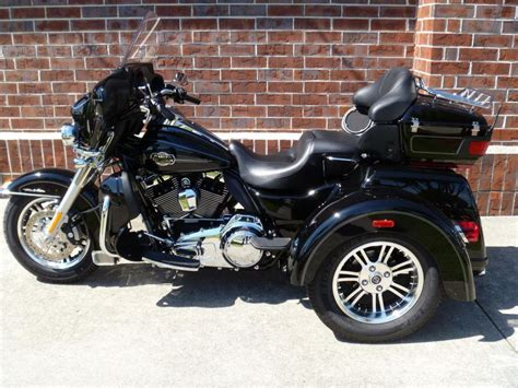 2012 Harley Davidson Trike by 2012 Harley Davidson Flhtcutg Tri Glide Trike For Sale On